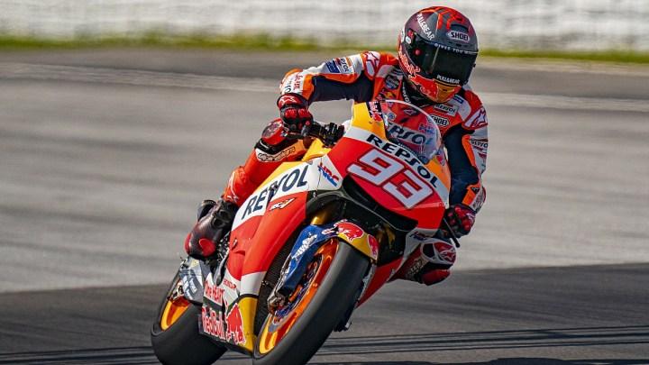 MotoGP | L'unico nemico di Marc Marquez sarà Marc Marquez