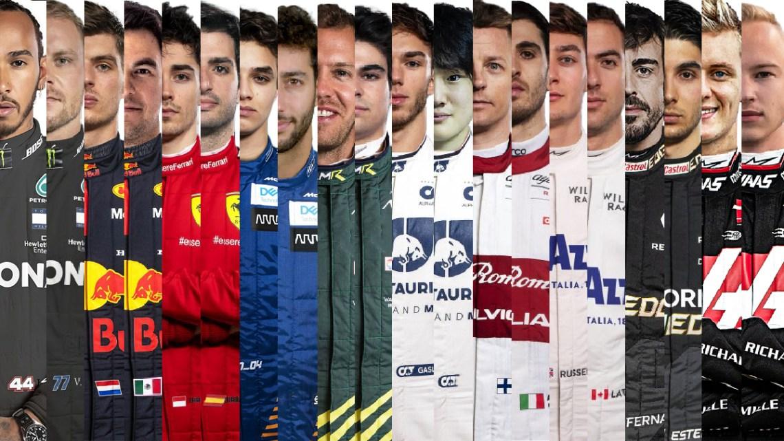 Test Formula 1 – primo giorno: la voglia di Sainz, la cautela di Vettel e il destino di Alonso.