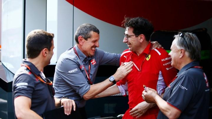 Motore Ferrari: la luce in fondo al tunnel?