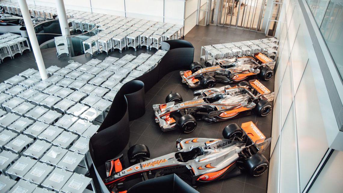 Project Pitlane – La Formula Uno contro il Covid