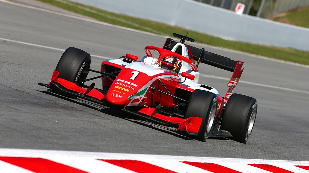 F3   Test in Austria – primo giorno