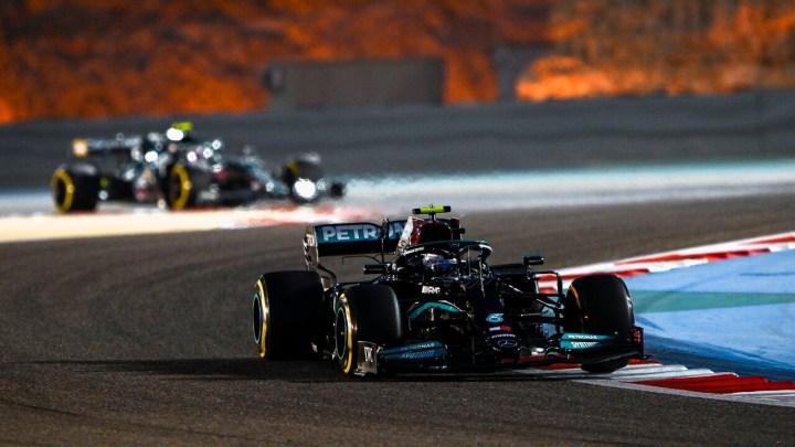 La Mercedes infiamma il mercato con la situazione dei contratti per il 2022.