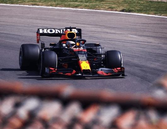 Max Verstappen a Imola