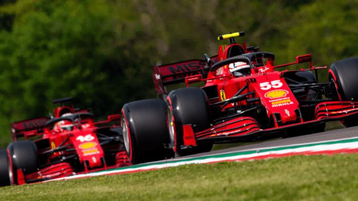 Imola: la Ferrari se ne va con felicità o rammarico?