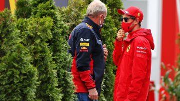Helmut Marko Vettel