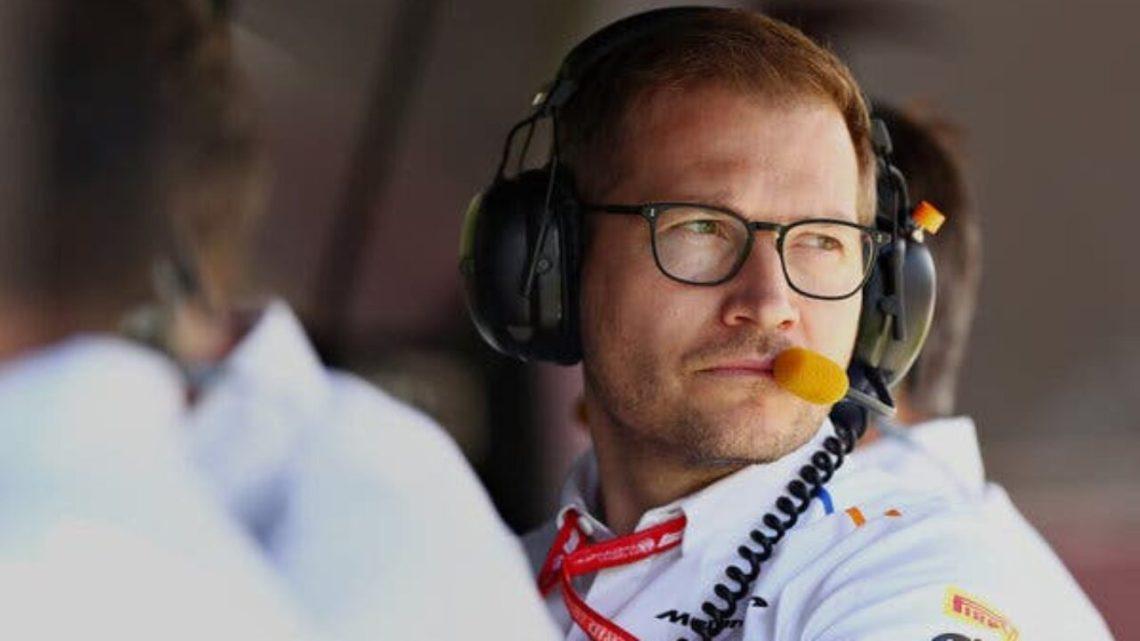"""McLaren, parla Andreas Seidl – """"Felici per come è andato il weekend""""."""