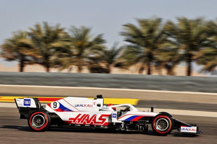 mazepin haas bahrain