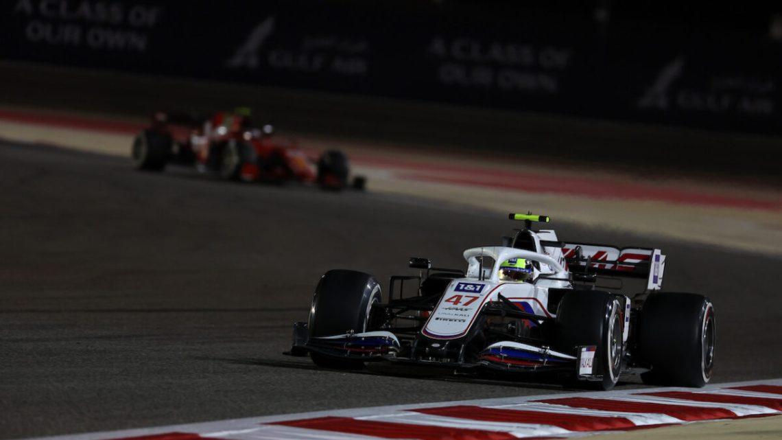 Ecco come Mick Schumacher tiene alta la concentrazione in Formula 1
