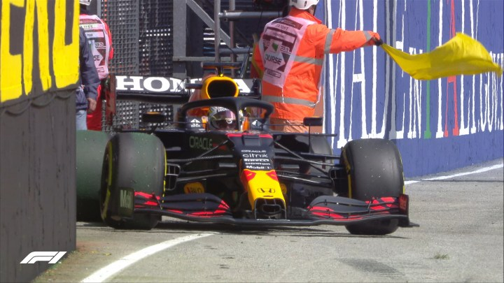 """Verstappen:""""il passo della Mercedes non ci sorprende"""""""