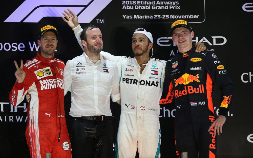 """Hamilton su Verstappen: """"Non ha ancora lo stesso background di Vettel""""."""