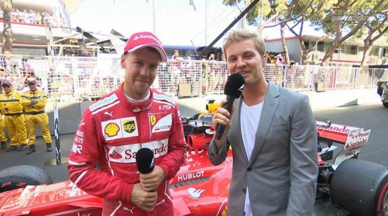 """Rosberg chiama Vettel: """"Se vuole può venire nel mio Team in Extreme E""""."""