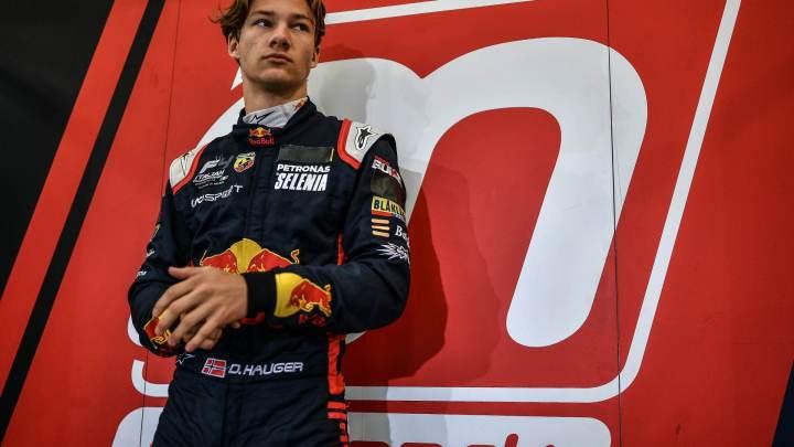 F3   è di Hauger la prima Pole Position stagionale