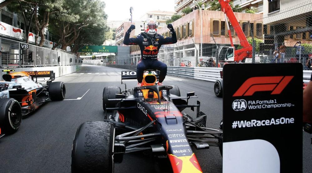 F1 | Gara Montecarlo – Vince Max Verstappen davanti a Sainz e Norris