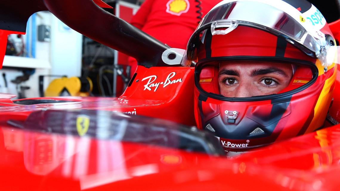 """Sainz: """"Ho scelto la Ferrari per lottare per il titolo."""""""