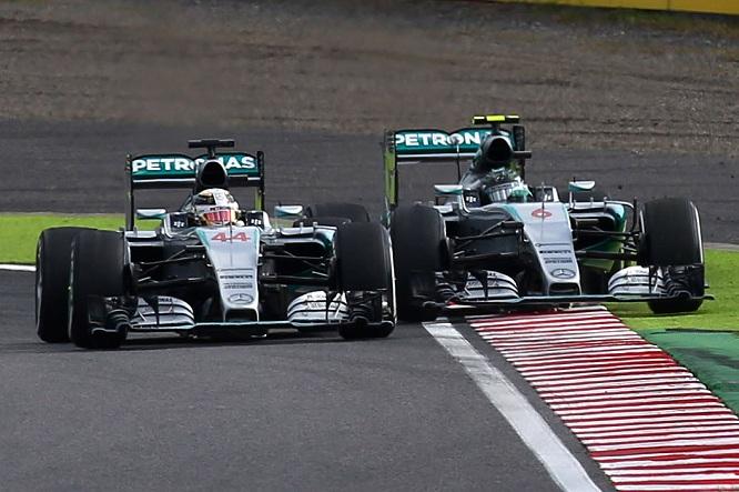 Rivalità Hamilton-Rosberg: il momento in cui è scoppiata