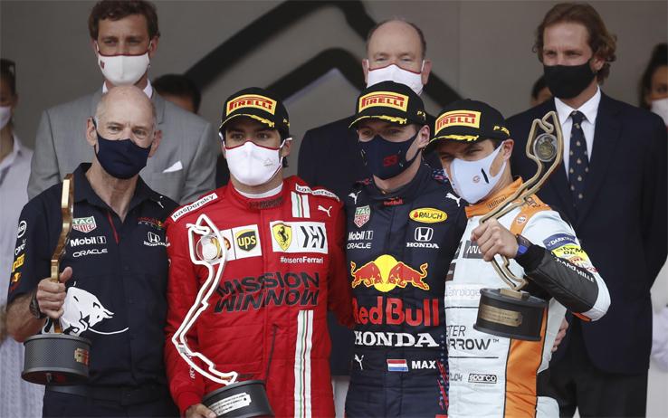 Arrivare 2° guidando una Ferrari: nel passato era un dramma, ora è un buon risultato.