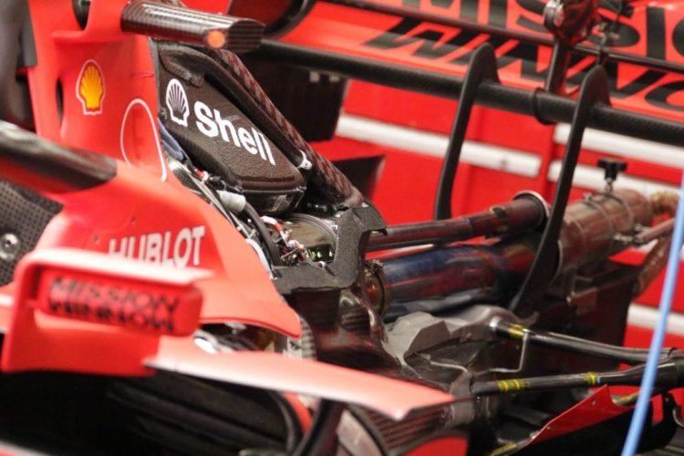 PU Ferrari