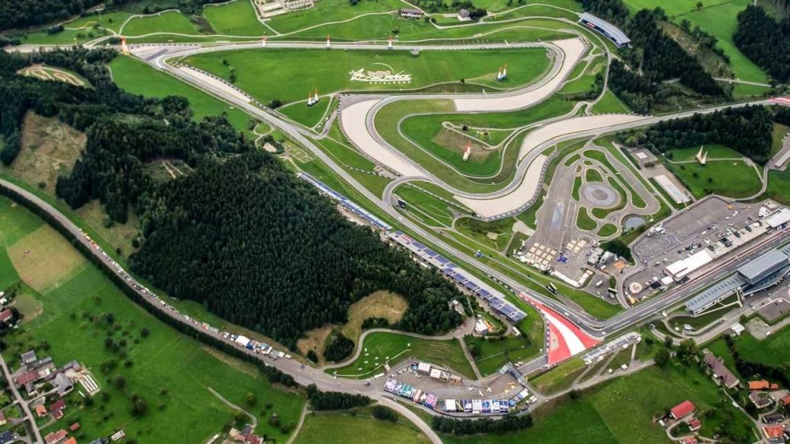 Un giro di pista: il Red Bull Ring (GP di Austria e GP di Stiria)