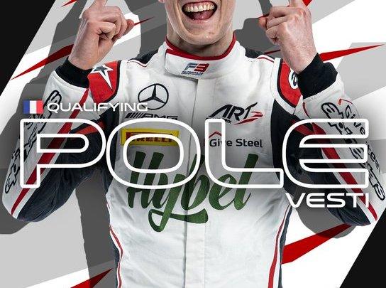 F3   Qualifiche GP di Francia – Vesti beffa Hauger