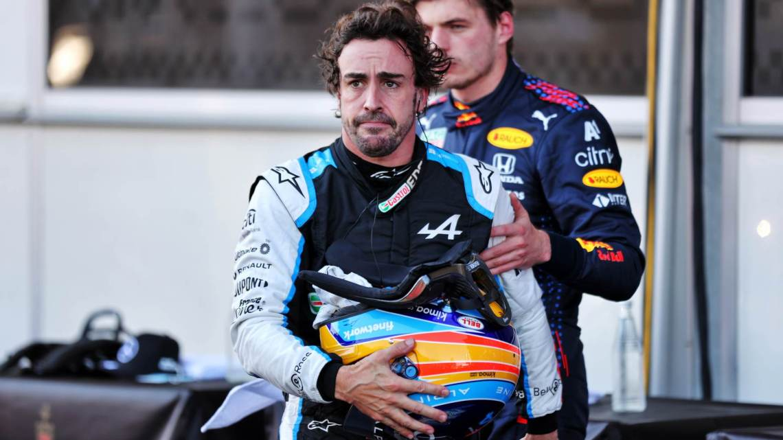 """Alonso favorevole alle Sprint Race: """"Vorrei 25 gare da 2 giri."""""""
