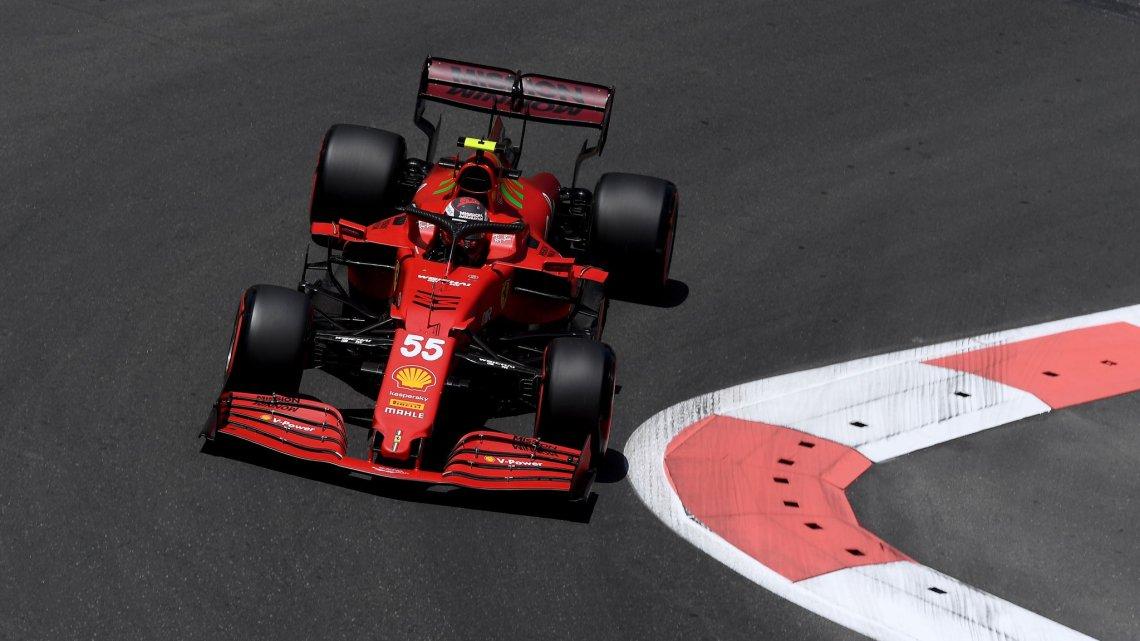 """Sainz fiducioso per la gara: """"Abbiamo il passo per il podio."""""""