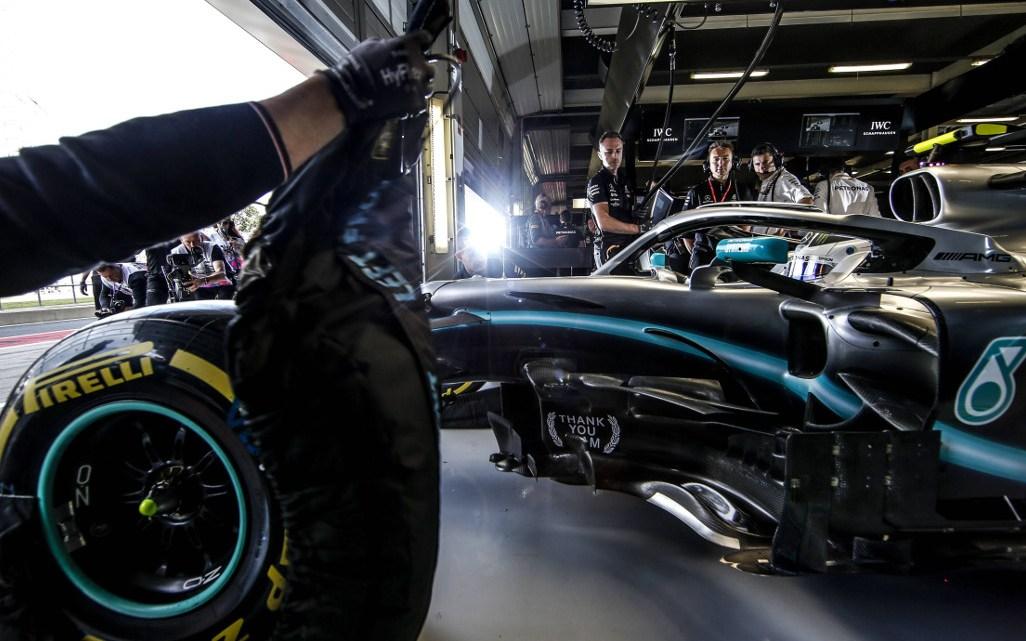 Mercedes scambia i telai dei suoi piloti, fanno davvero la differenza?