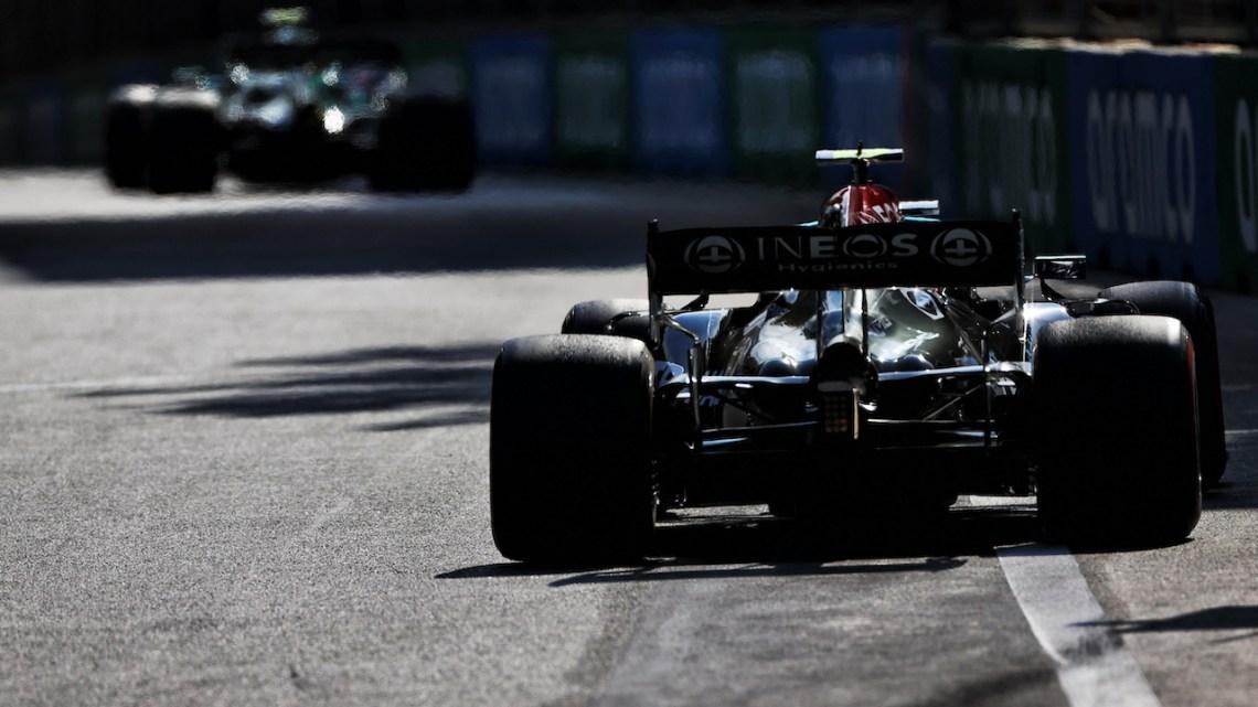 """Hamilton: """"L'errore di Verstappen è irrilevante, non fa alcuna differenza"""""""
