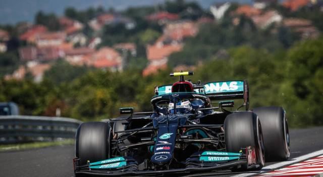 FP2 Gran Premio d'Ungheria 2021: la Mercedes domina sulla Red Bull