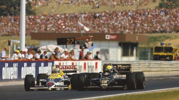 Gran Premio d'Ungheria 1986: l'epica battaglia tra Piquet e Senna