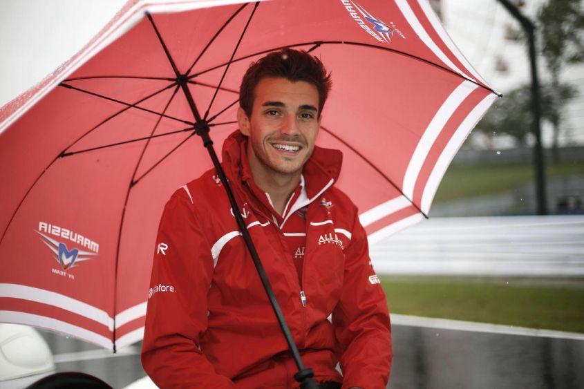 Jules Bianchi, il ragazzo che adesso corre tra gli angeli