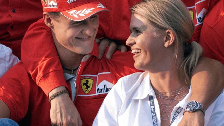 "Corinna Schumacher: ""Michael mi manca ogni giorno. È qui, ma è diverso."""