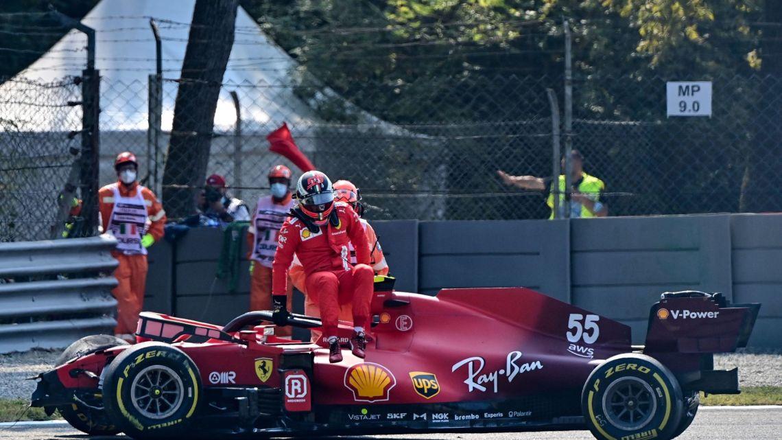 F1 | GP d'Italia: doppietta Mercedes (Hamilton-Bottas)  nelle FP2