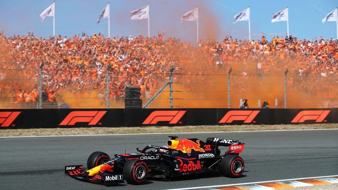 F1 | GP Olanda: Verstappen vince (e domina) il GP in terra olandese