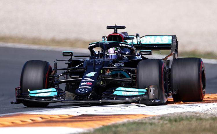 Hamilton GP Olanda