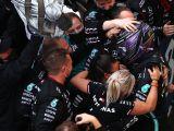 Lewis hamilton vince il GP di Russia