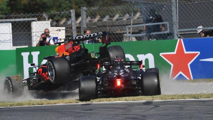 Contatto Hamilton-Verstappen, le opinioni dei piloti