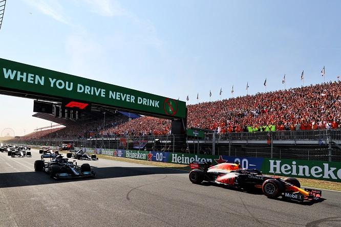 """Horner: """"Il divario tra Red Bull e Mercedes è di un decimo di secondo"""""""