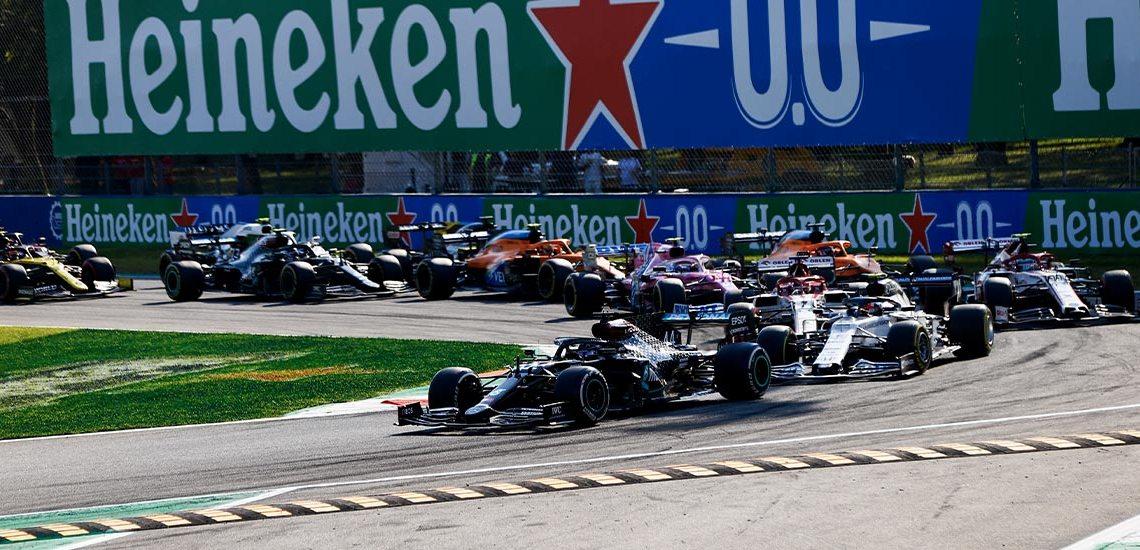 Un giro di pista: l'Autodromo Nazionale di Monza (Gran Premio d'Italia)