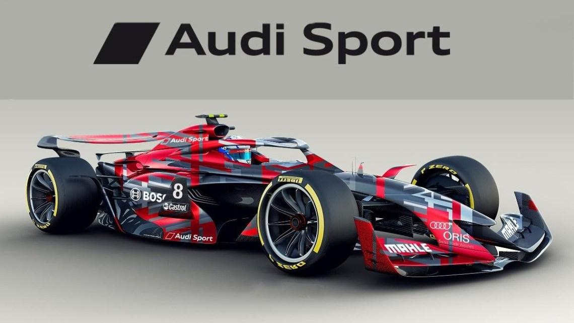 Audi, Porsche in F1 dal 2026: le trattative sui motori