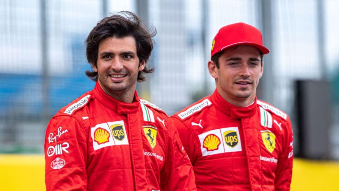 """Interviste Ferrari alla vigilia di Monza. Leclerc: """"voglio tornare a vincere"""""""