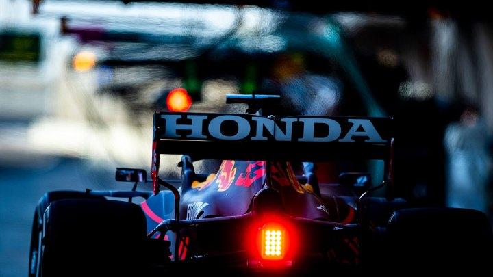 Red Bull sostituirà Honda con Acura sulla livrea ad Austin.