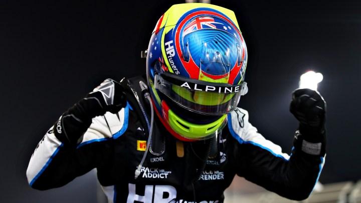Piastri e il sogno Formula 1: l'obiettivo è il 2023.
