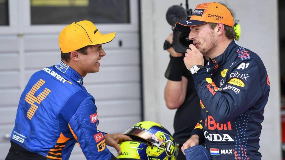 """Red Bull ammette: """"Abbiamo parlato con Norris in passato."""""""