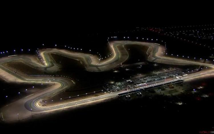 Circuito di Losail, in Qatar