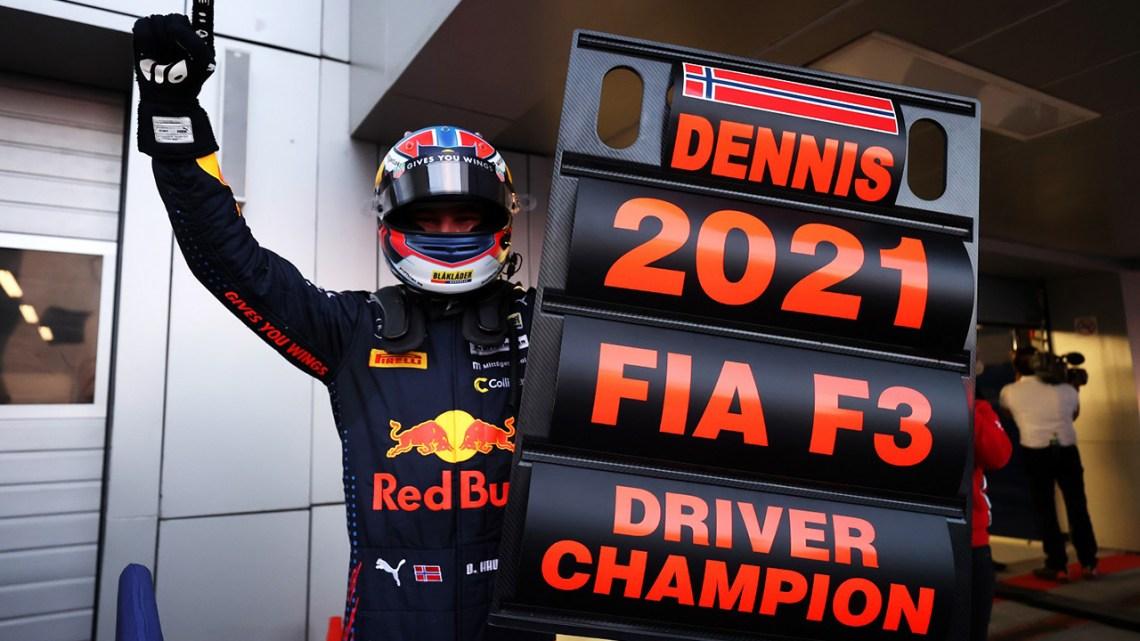 Formula 3 – Dennis Hauger e la sua stagione da sogno.