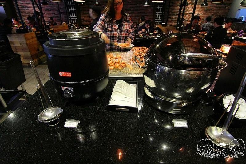 台中帝王蟹吃到飽2 004
