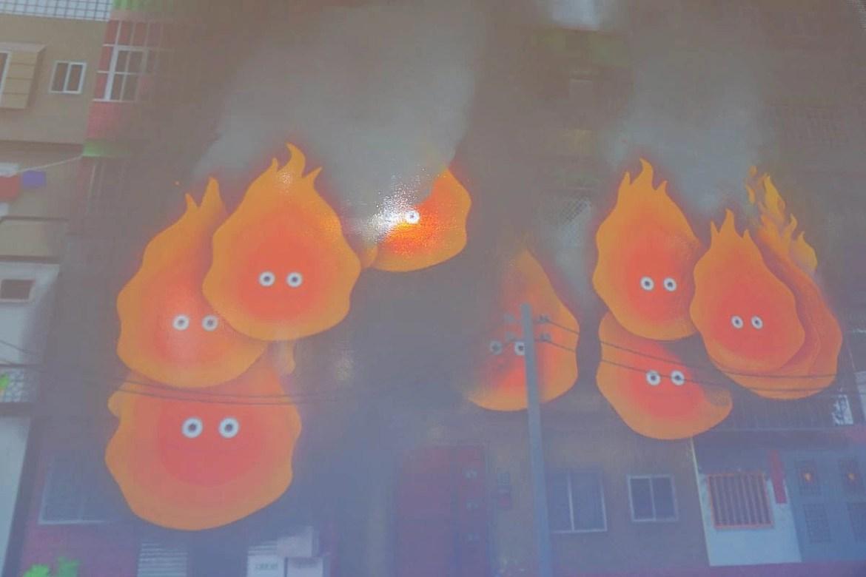 桃園新景點一日遊 GO10!貨櫃市集浪漫粉嫩雨傘、Amour373旋轉木馬、粉紅城堡拍照拍不停!小小消防職人體驗~
