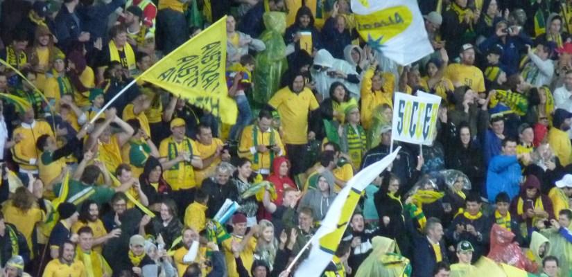 Asian Cup 2015 spectator antics