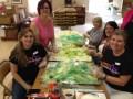 fuquay-varina woman's club box lunch fundraiser