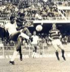 1974 contra o Fluminense